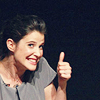 Rach: HIMYM cast - (evening w/) Cobie thumbs