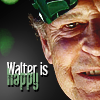 Kakumei: Fringe {Walter is happy}