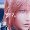 {{♥ aclara ♥}}: like a fantasy ~ Lightning > Final Fanta