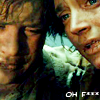 sad sam/frodo