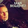 Verba volant, scripta manent: damn neighbors!