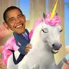 obama unicorn