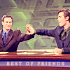 SN: Dan & Casey Slap Hands