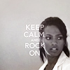 tempestsarekind: keep calm and rock on