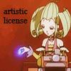 [tutu] artistic license