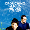 sga crouching genius