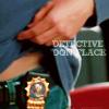 CSINY ; Flack's Badge