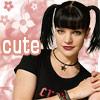 NCIS Abby cute