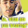 Hotch - what are you wearing