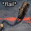 flail