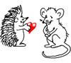 Мышик и Ёжик
