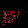 misc → insomnia