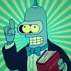 Bender (irony)