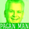 pagan man