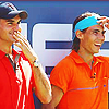 Beck: Tennis - Rafa & Roger