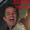 ZOMG! YAYS!