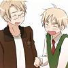 Seto's Darkness: Alfred/Arthur | Tsundere!UK = ♥ | Hetali