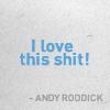 [Tennis] I love this shit - Andy Roddick