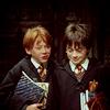 kellysparrow: Ron&Harry