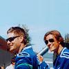 jared & jensen: blue skies