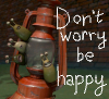 don't worry be happy, slugs