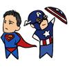 planetkiller: TDS/TCR: Superheroes