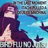 Bird-flu no jutsu