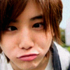 Reysuke-chan: Silly face <3