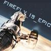 An episodic based Firefly icontest community