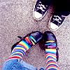 Cassia: feet