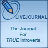 Des: LiveJournal for Introverts