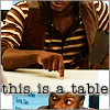 Leverage Hardison This Is A Table*