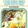 unicorn bbq