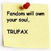 catyuy: Fandom will own your soul