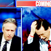 Colbert Jon Stressed