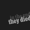 「DUNADAN」: 「IN THE END」