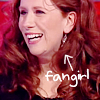 Vicky: [Actors] Catherine Tate - fangirl