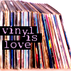 Michelle: vinyl - is love