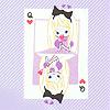 alice_card. Q♥