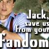 Save us Jack