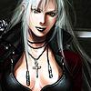 Gogo: Femme!Dante-Pretty badass babe