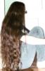 2009, waves, long hair