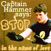 Hammer: STOP! In the name of love