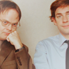 Office: Jim/Dwight party planning interv