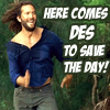 ~Lirpa~: Des Saves the Day!