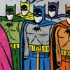 Colors of the Rainbow Batman