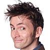 David Tennant, Cheeky Smile