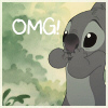 Nadine: [disney] Stitch *omg*