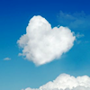 LID: heart cloud