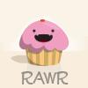 Mitten: cupcake